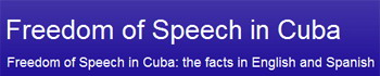 Freedom of Speech in Cuba